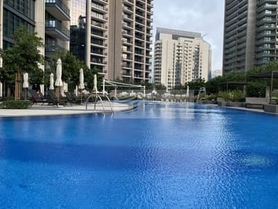 1 Bedroom Apartment for Sale in Downtown Dubai, Dubai - Rented |  Spacious 1 BR | Bright and New Apartment
