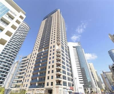 2 Bedroom Flat for Rent in Dubai Marina, Dubai - Vacant 2Br + Balcony | Marina View | Chiller Free
