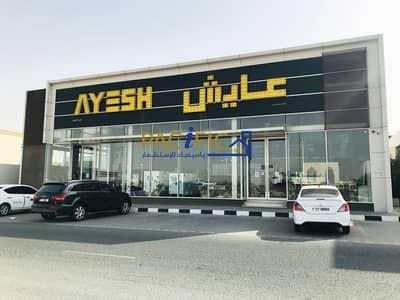 Showroom for Sale in Industrial Area, Sharjah - Double-decker | Great & strategic location