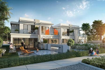 4.5 Years Payment Plan |PARK FACING Villa in Damac Hills|  Ready in Q3 2023.