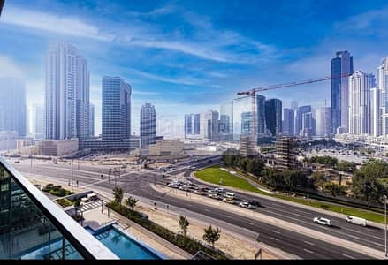 2 Bedroom Flat for Rent in Downtown Dubai, Dubai - Spacious 2Bedroom  Apartment|Brand New|Unfurnished