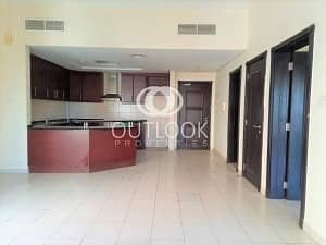 1 Bedroom Apartment for Rent in Discovery Gardens, Dubai - 1BR Unfurnished | Full of Green Area | Near Super Market
