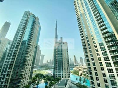 3 Bedroom Flat for Sale in Downtown Dubai, Dubai - Spacious 3 Bedroom Apartment  with 2 Parking Space