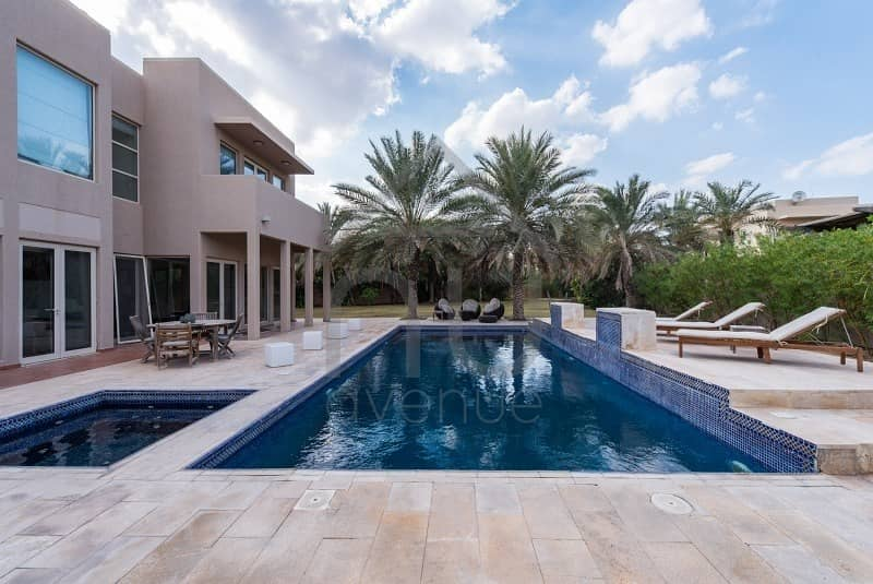Private Pool | Huge Garden | 3 bedroom