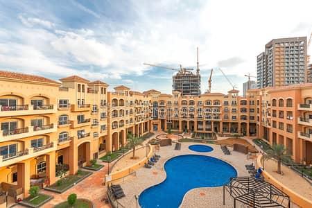 2 Bedroom Apartment for Sale in Jumeirah Village Circle (JVC), Dubai - Amazing Pool View 2 BHK in Diamond Views