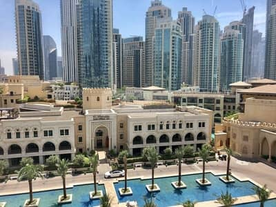 2 Bedroom Apartment for Sale in Old Town, Dubai - Bright