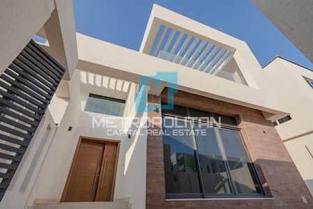 5 Bedroom Villa for Rent in Yas Island, Abu Dhabi - Hot Deal| Single Row| Corner Villa| Luxury Layout