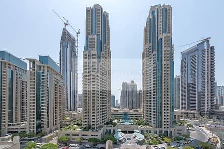 فلیٹ 1 غرفة نوم للبيع في وسط مدينة دبي، دبي - No Brokers  Spacious 1BR with Balcony  Rented Unit