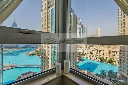 1 Bedroom Apartment for Sale in Downtown Dubai, Dubai - Price Reduced 1BR+S Fountain View The Residences 5