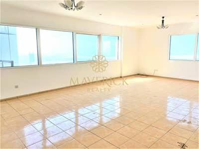 شقة 3 غرف نوم للايجار في الممزر، الشارقة - Sea View 3BR | AC+1 Month+Parking Free | 6Chqs