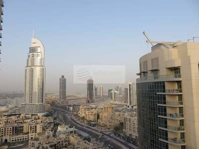 2 Bedroom Flat for Sale in Downtown Dubai, Dubai - Perfectly Located || Two Bedroom || Boulevard View