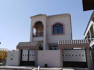 4 Bedroom Villa for Sale in Al Helio, Ajman - Two-Floors  Villa for sale in Ajman, Al Helio area 1, Very special price