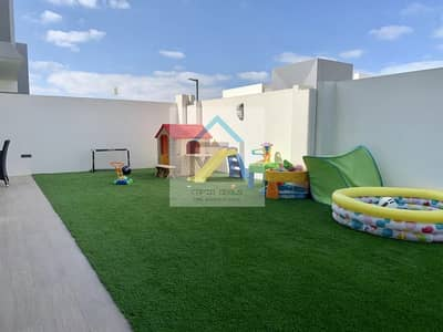 3 Bedroom Townhouse for Sale in Wasl Gate, Dubai - Beautifully Upgraded Rented 3BR+Maid @ Gardenia