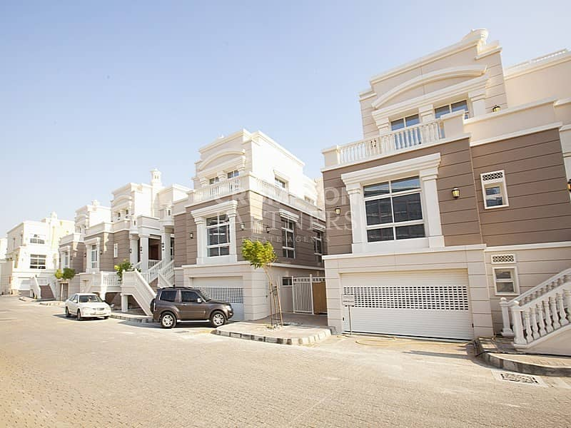 2 5+1 Villa Lovely Compound|Al Forsan|Facilities