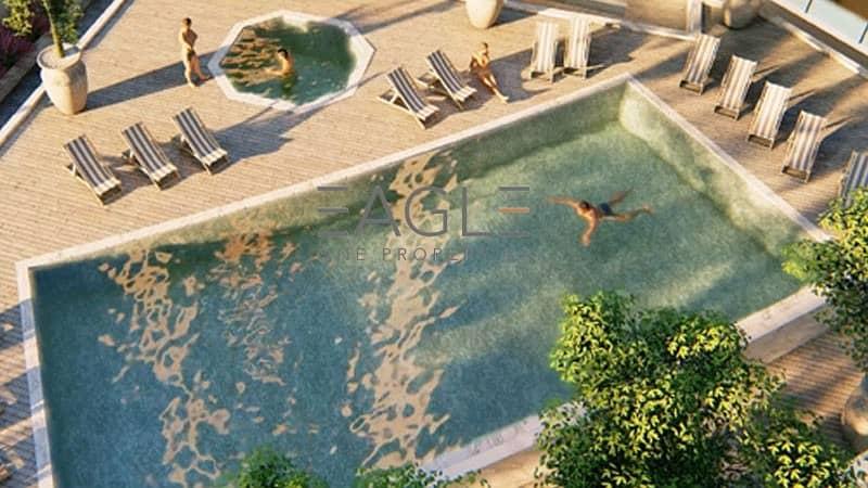 2 Affordable Elegant Design | 1 to 3 BR in Business Bay