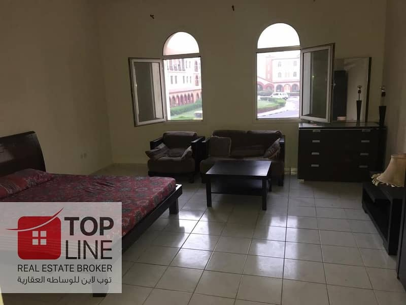 Furnished Studio For Rent Italy Cluster 18000 By 4 Chqs