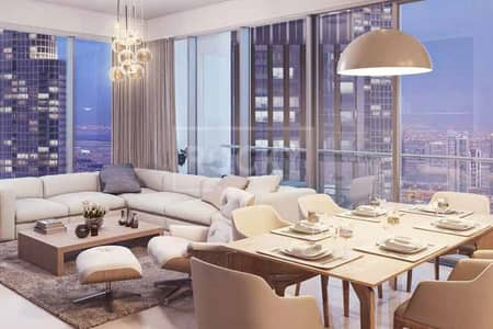 2 Bedroom Apartment for Sale in Downtown Dubai, Dubai - Luxurious 2BR   Resale   Burj and Opera View   Above 35th Floor