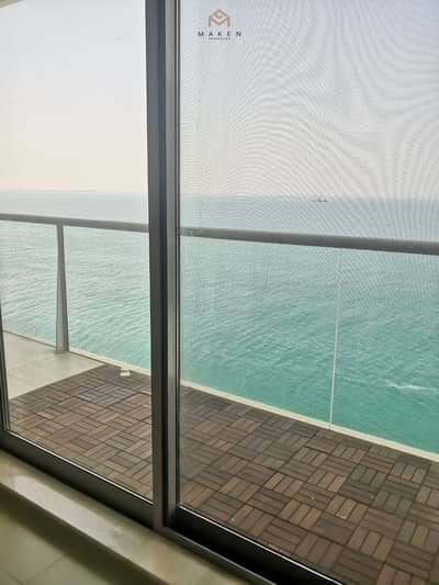1 Bedroom Flat for Rent in Al Marjan Island, Ras Al Khaimah - 1 BR Sea View with FREE AC full CVU only for 32K AED!!!