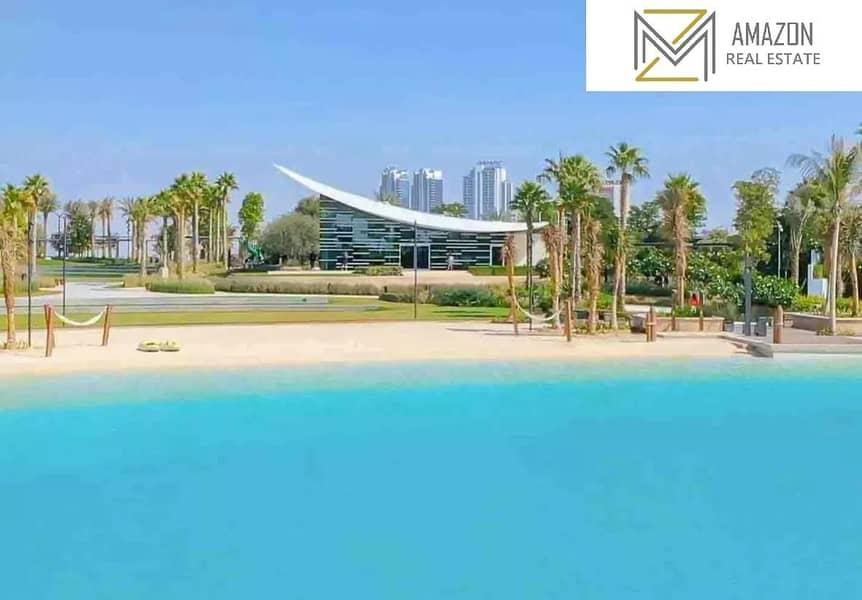 2  Tilal Al Ghaf | Garden En-Suite 4 Bedroom Villa | Crystal Lagoon View
