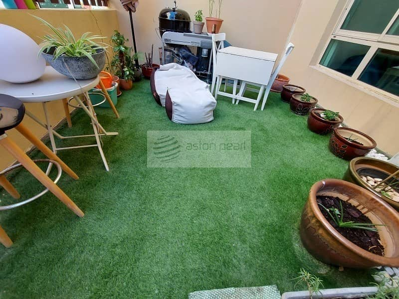30 Upgraded Ground Floor 1BR for Sale  with Courtyard