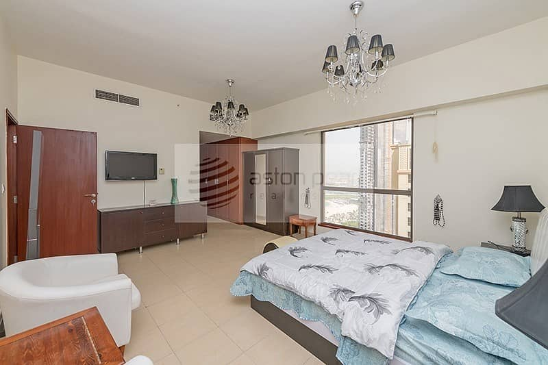 10 Sea View | Furnished 1B | Multiple Cheques Payment
