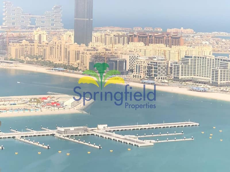 Sea View | Ready to move in | On High Floor