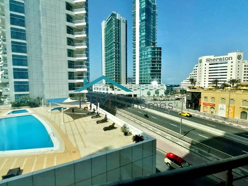 11 1BR Close to JBR Multiple chqs negotiable
