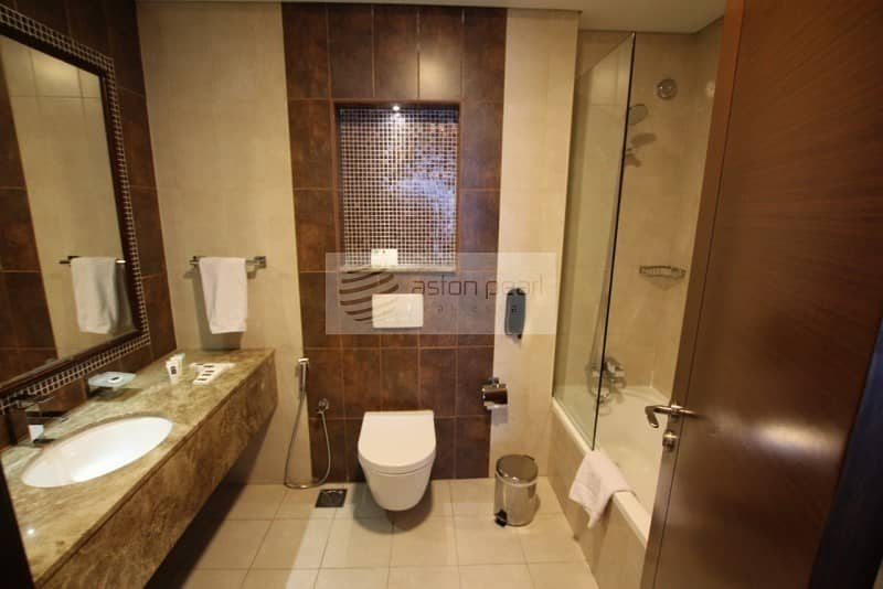 10 Fully Furnished | 2 BR | Investor Deal | Lake View