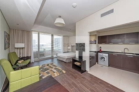 Studio for Sale in Dubai Sports City, Dubai - Beautiful Studio + Balcony  Fully Furnished Vacant