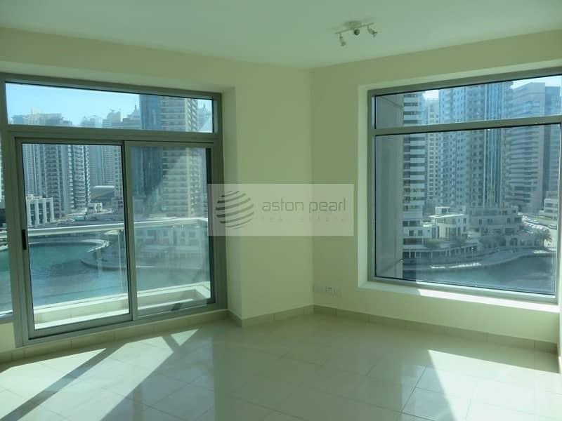 2 Beautiful 2 Bedroom with Balcony  Full Marina View