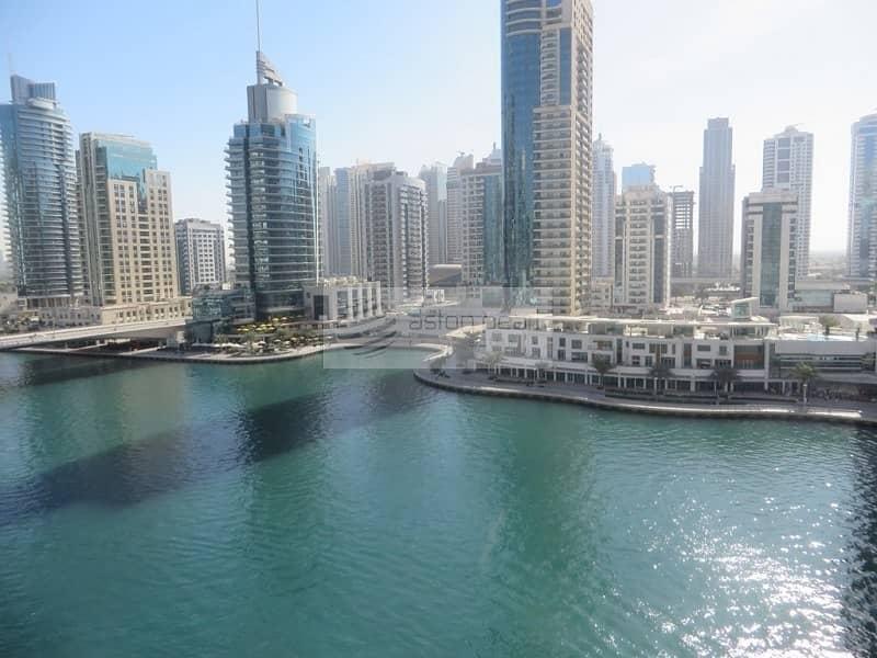 10 Beautiful 2 Bedroom with Balcony  Full Marina View