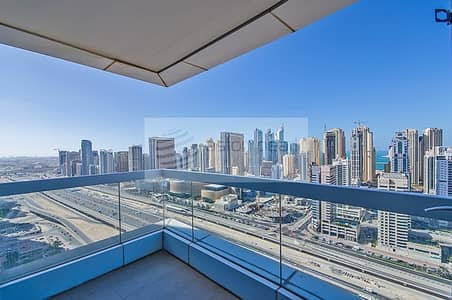 3 Bedroom Flat for Sale in Jumeirah Lake Towers (JLT), Dubai - Beautiful 3BR | Stunning View | Vacant on Transfer