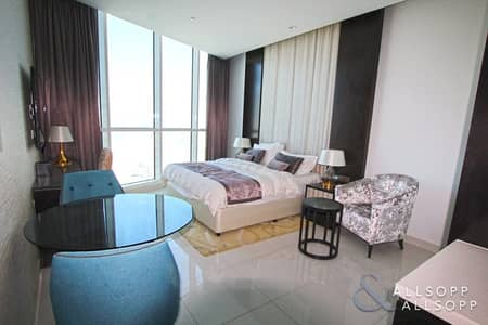 Furnished Studio | High Floor | Available