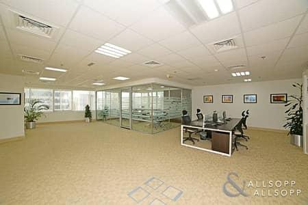 مکتب  للبيع في أبراج بحيرات الجميرا، دبي - High Floor | Fully Furnished | Stunning View