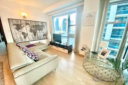 شقة 2 غرفة نوم للايجار في دبي مارينا، دبي - 2 Bedrooms | Unfurnished | Close To Metro