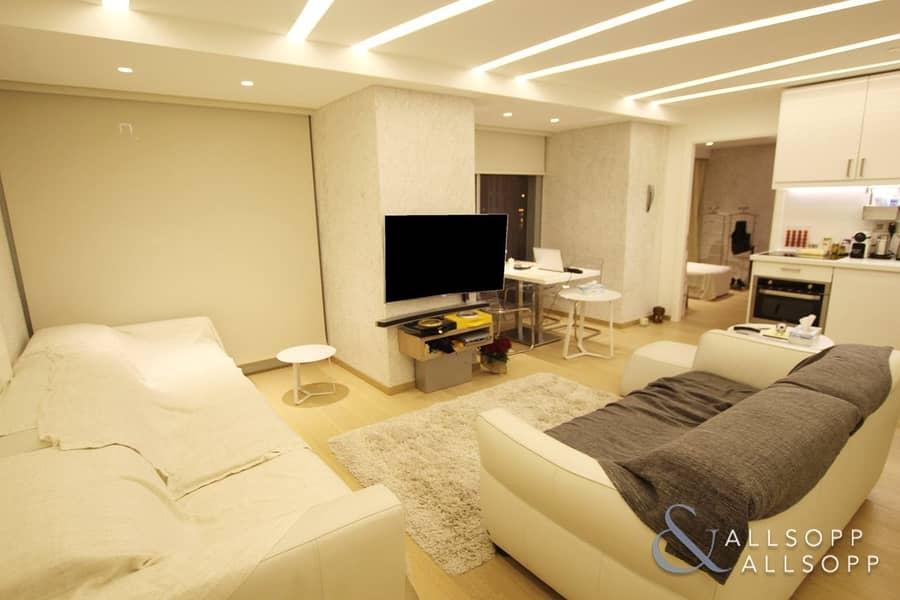 2 1 Bedroom | Panoramic View | Dubai Marina