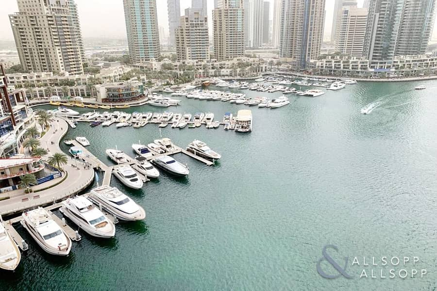 2 1 Bedroom | Panoramic View | Dubai Marina