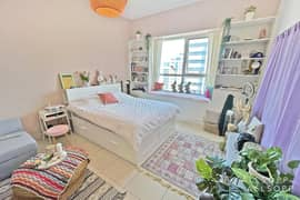 Studio | Fully Furnished | Chiller Free