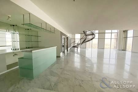 Triplex Penthouse | Elevator | Maids Room