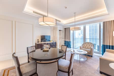 2 Bedroom Flat for Sale in Downtown Dubai, Dubai - Luxurious | Fully Furnished | High Floor