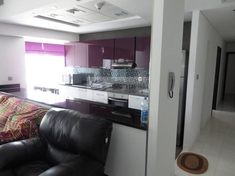 2 Fully Furnished 2BR| Spacious Layout  |Vacant Soon