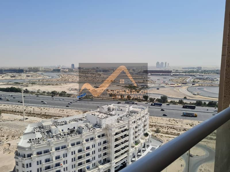 35 Spacious 2 Bed + Store+Maids  apartment In siraj Tower , Arjan, Is available For Rent