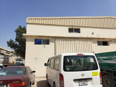 Warehouse for Rent in New Industrial City, Ajman - 1500 Sqft Warehouse ,20 KV Electricity