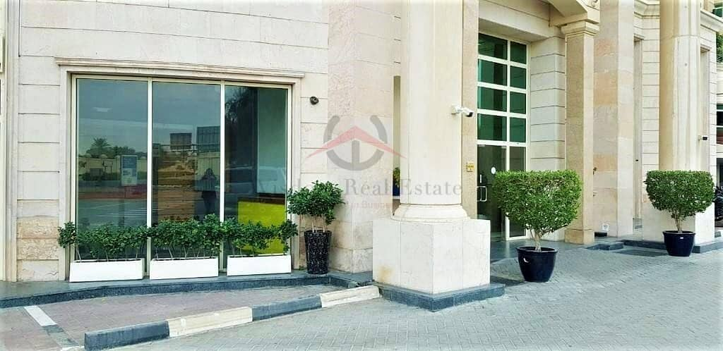 Fully Fitted| Near Dubai Mall | Chiller included