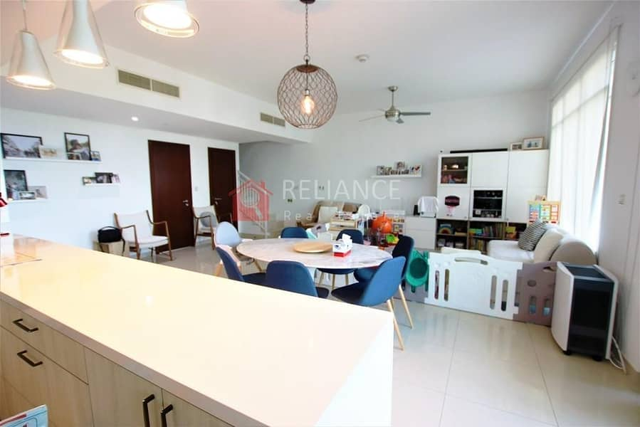 2 Furnished Duplex 3 Bed + Maid - Vacant on Transfer