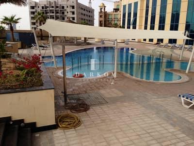 Studio for Sale in Dubai Silicon Oasis, Dubai - STUDIO WITH BALCONY | HIGH FLOOR | POOL VIEW