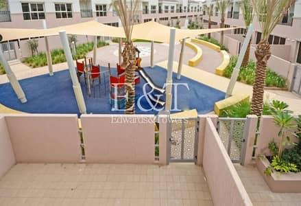 تاون هاوس 2 غرفة نوم للبيع في عقارات جميرا للجولف، دبي - 2 Bedrooms + Maids | Larger Plot |Park Facing| JGE
