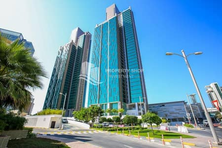 فلیٹ 3 غرف نوم للايجار في جزيرة الريم، أبوظبي - Big layout | Luxury finishing | City views