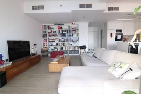 شقة 2 غرفة نوم للايجار في واحة دبي للسيليكون، دبي - Nicely Upgraded 2 beds Duplex on High Floor