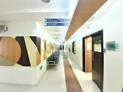 Hospital Building | Multiple rooms | Spacious and Equipped